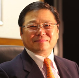 Managing Director Toshio Takagi