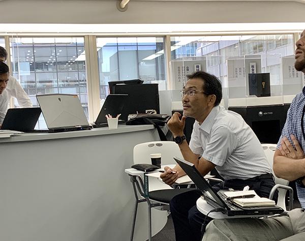 日本橋テクニカルセンター プレゼンルーム